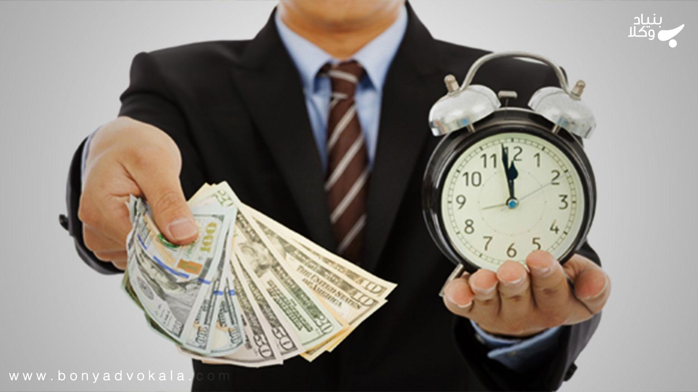 بررسی خسارت تأخیر تأدیه در قراردادهای بانکی
