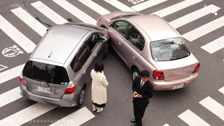 بررسی تصادفات  رانندگی و مجازات راننده متخلف