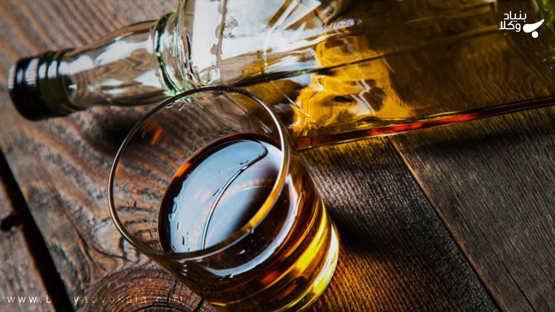 ساخت مشروبات الکلی و مجازات آن