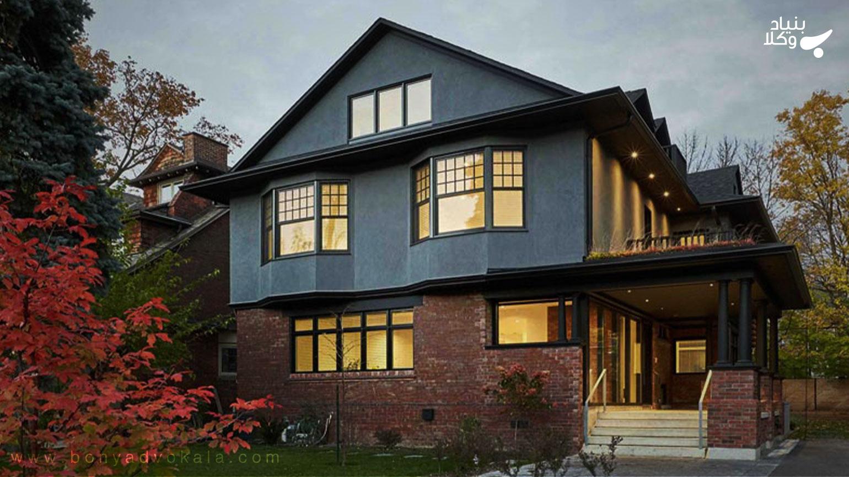 اجاره خانه مناسب برای خانواده های بزرگ در کانادا
