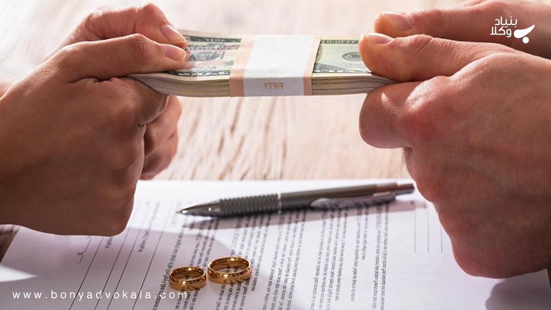تاثیر امتناع زوج از پرداخت مهریه در مطالبه آن