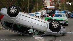 تصادف منجر به جرح یا تلفات بدنی و مجازات آن