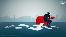 تقسیم دارایی تاجر میان طلبکاران