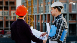 وظایف سازنده قبل از شروع عملیات ساختمانی