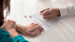 مدت زمان طلاق توافقی با گرفتن وکیل