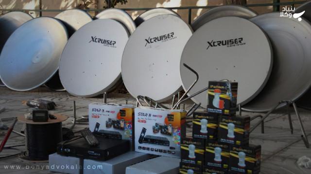 قانون ممنوعیت بکارگیری تجهیزات دریافت از ماهواره مصوب ۱۳۷۳