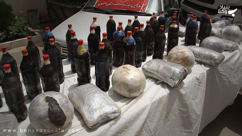 چگونگی رفع توقیف و مصادره خودرو در جرایم مواد مخدر