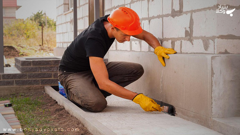 قوانین و مراحل بازسازی ساختمان