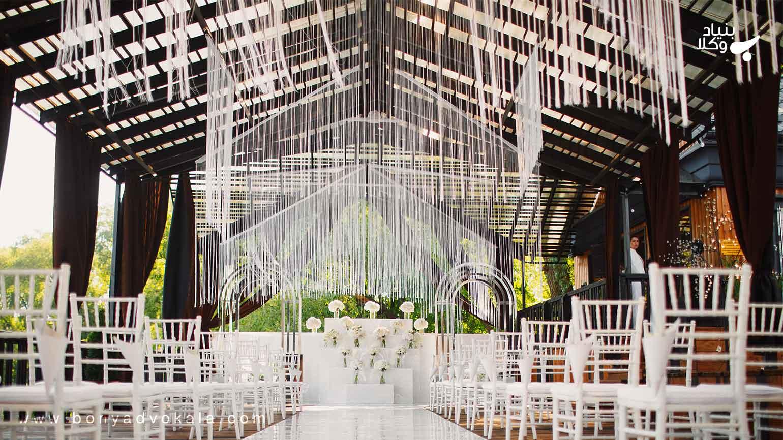 ده نکته مهم در قرارداهای جشن عروسی